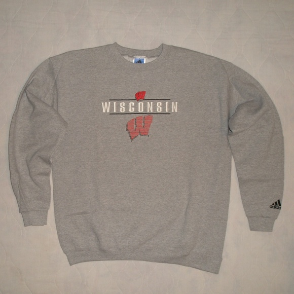 Nice! Wisconsin Badgers Hoodie New with TAGS!!